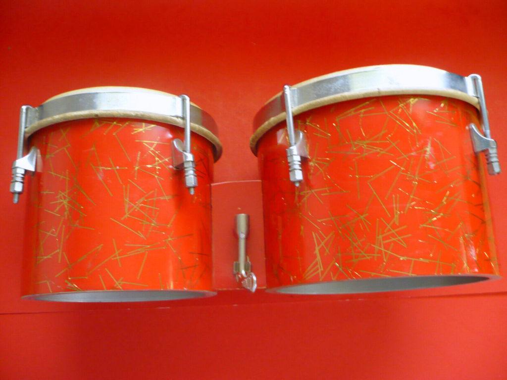 John Grey 50s bongos