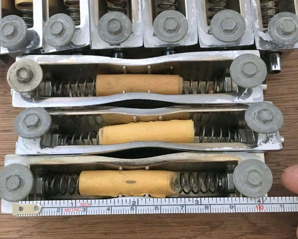 Ludwig large bowtie lug casing