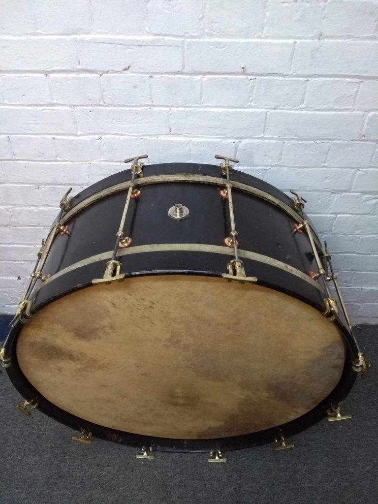 Jedson & Windsors of Birmingham bass drum