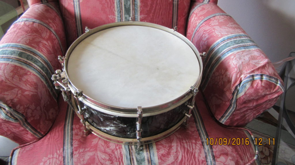 Unknown Euro drum Tromsa strainer?