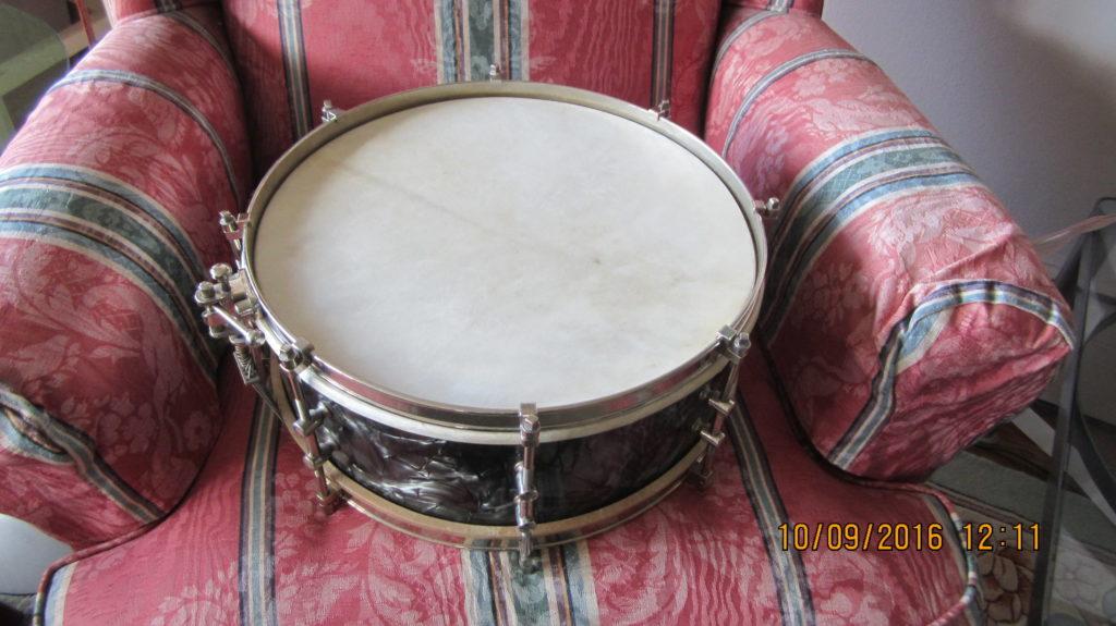 Unknown Euro drum Tromsa strainer?