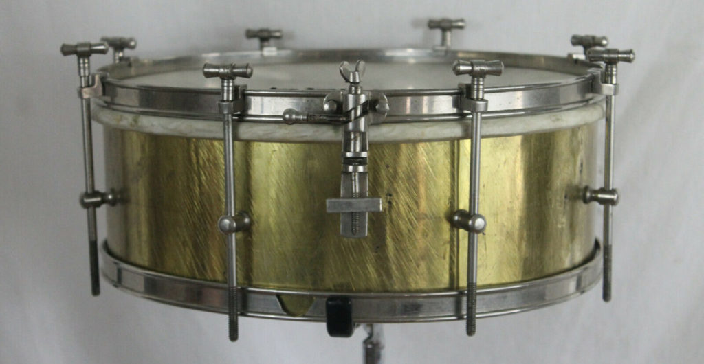 Unknown German snare 1900s
