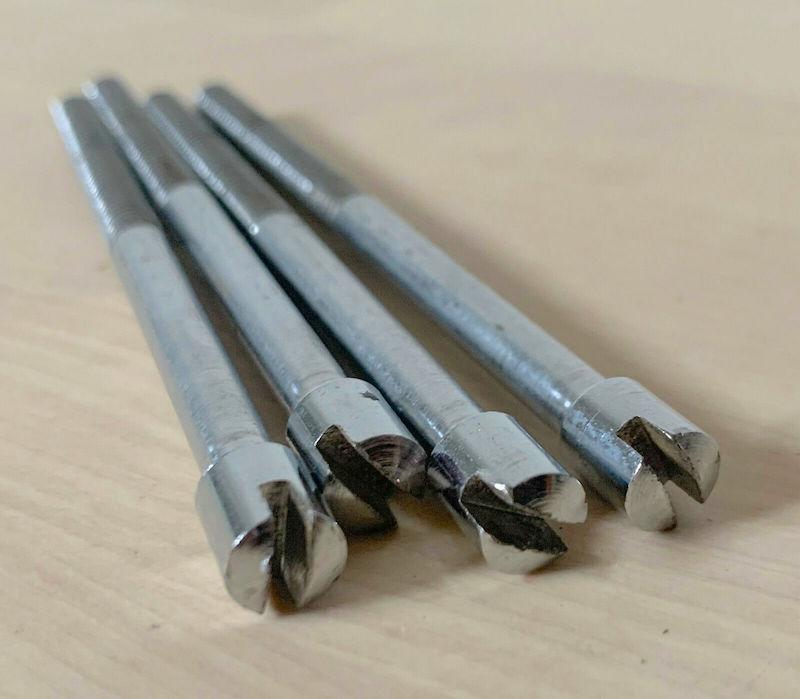 John Grey tension rods